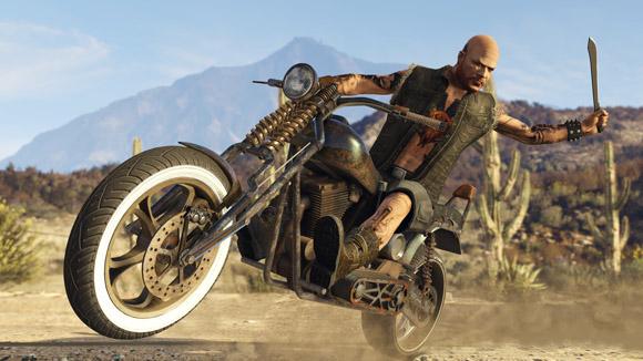Grand Theft Auto V cover 2