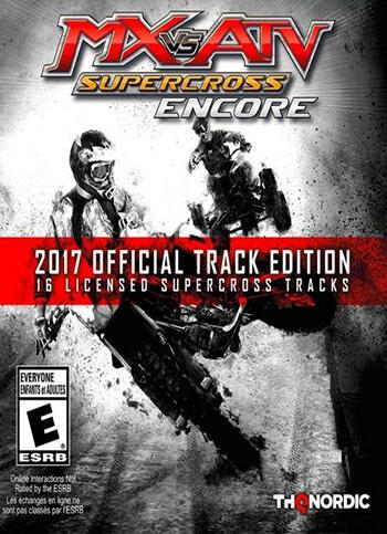 دانلود MX vs ATV Supercross Encore 2017