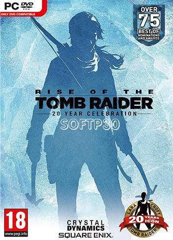 دانلود Rise of the Tomb Raider 20 Year Celebration