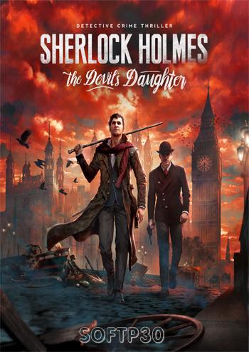 دانلود بازی Sherlock Holmes The Devils Daughter