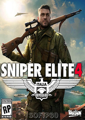 دانلود بازی Sniper Elite 4