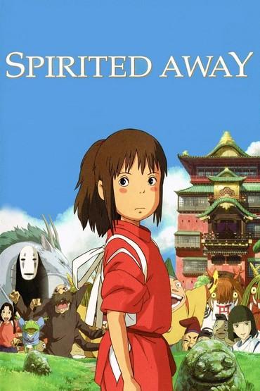 دانلود انیمیشن Spirited Away 2001