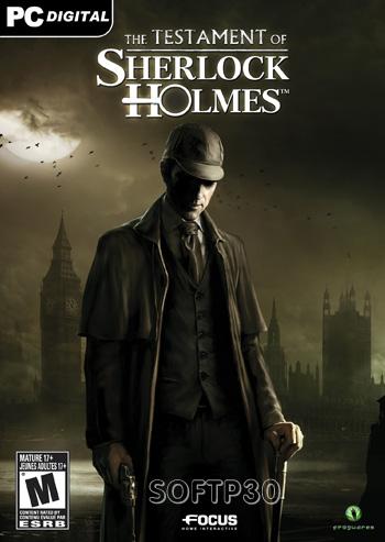 دانلود بازی The Testament of Sherlock Holmes