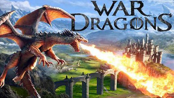 دانلود بازی War Dragons