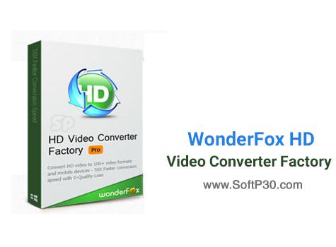 دانلود WonderFox HD Video Converter Factory