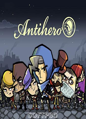 دانلود بازی Antihero