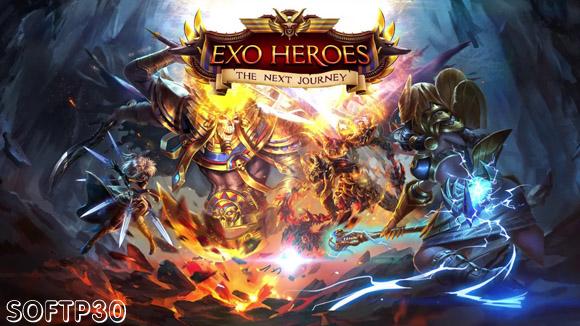 دانلود بازی Exo Heroes: The Next Journey