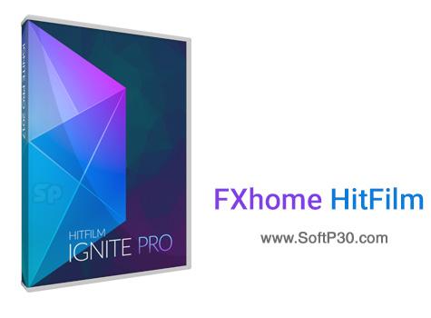 دانلود نرم افزار FXhome HitFilm