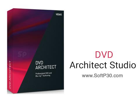 دانلود نرم افزار MAGIX DVD Architect Studio