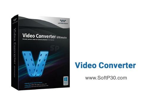 دانلود نرم افزار Wondershare Video Converter