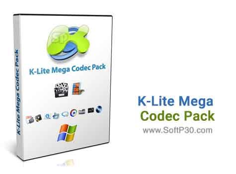 دانلود نرم افزار - K-Lite Mega Codec Pack v13.4.5 نرم افزار کدک تصویری