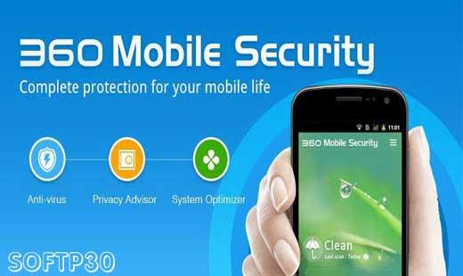 دانلود نرم افزار - 360Security Antivirus Boost v4.2.4.6671 آنتی ویروس اندروید