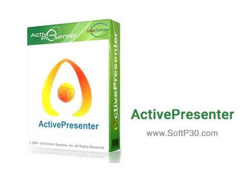 دانلود نرم افزار - ActivePresenter v6.1.3 ساخت ویدیو آموزشی