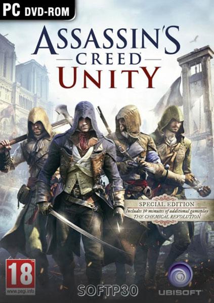 دانلود بازی Assassin's Creed Unity برای PC
