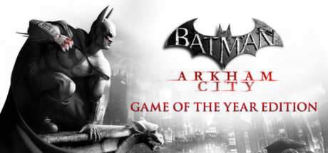 Batman Arkham City GOTY cover