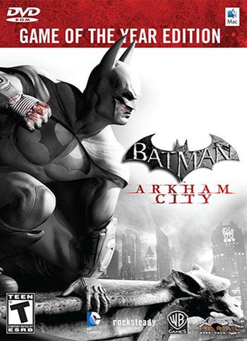 دانلود بازی Batman Arkham City GOTY
