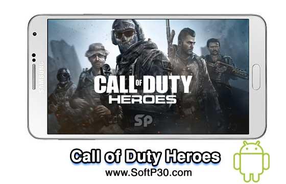 دانلود بازی اندروید Call of Duty Heroes v4.2.0 بازی کال اف دیوتی اندروید