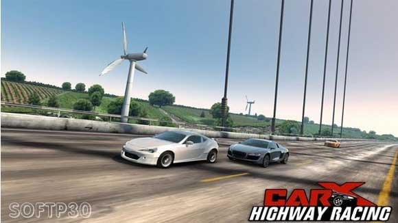 دانلود بازی - CarX Highway Racing v1.49.1. بازی ماشین سواری اندروید