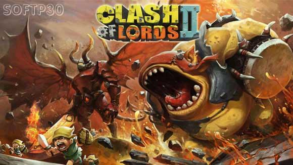دانلود بازی - Clash of Lords 2 v1.0.240 بازی نبرد پادشاهان 2 اندروید