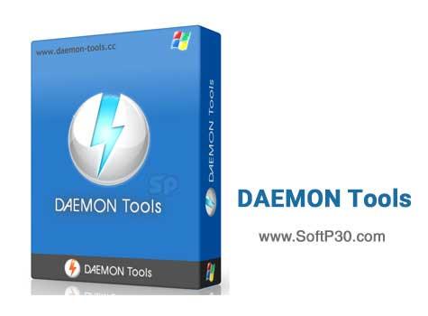 دانلود نرم افزار - DAEMON Tools Pro v8.2.0.0708 ساخت درایو مجازی