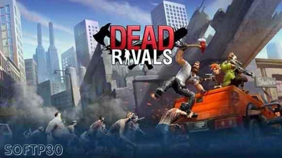دانلود بازی - Dead Rivals – Zombie MMO v0.3.5 بازی رقیبان مرده اندروید