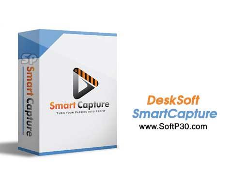 دانلود نرم افزار - DeskSoft SmartCapture v3.9.3 عکسبرداری ویندوز