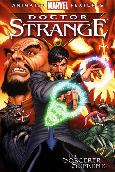 دوبله فارسی Doctor Strange