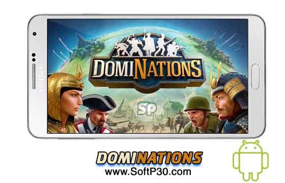دانلود بازی اندروید DomiNations v5.577.578 بازی سلطنت در آسیا اندروید
