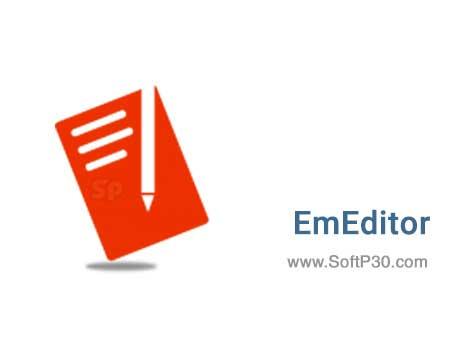 دانلود نرم افزار - EmEditor Professional v17.1.0 ویرایش متن