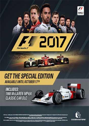 دانلود بازی F1 2017 برای PC
