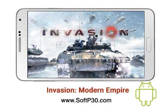 دانلود بازی - Invasion Modern Empire v1.35.12 بازی نبرد جدید اندروید