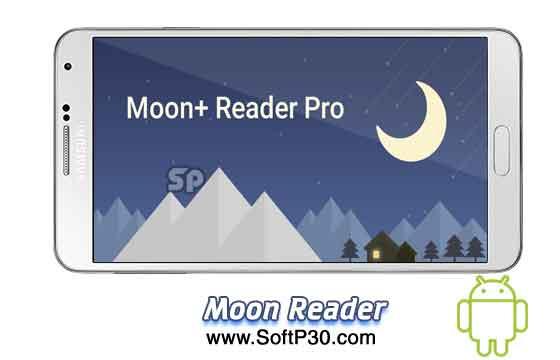 دانلود نرم افزار Moon Reader v4.3.1 کتابخوان اندروید