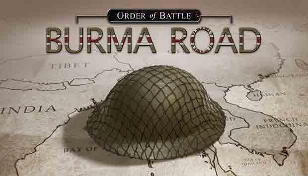 دانلود بازی Order of Battle: Burma Road برای PC