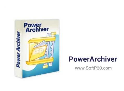 دانلود نرم افزار PowerArchiver v17.00.92 فشرده سازی فایل ها