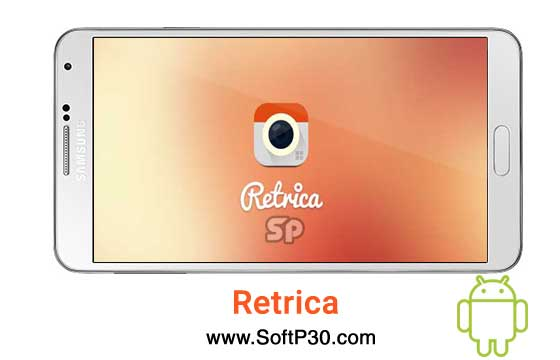 دانلود نرم افزار - Retrica Pro v5.2.2 نرم افزار عکاسی برای اندروید