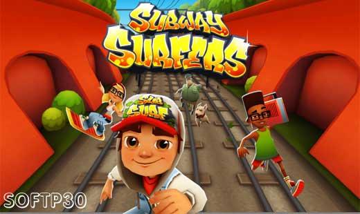 دانلود بازی - Subway Surfers v1.75.0 بازی فرار در مترو اندروید