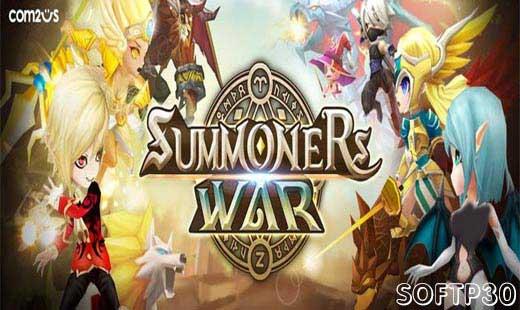 دانلود بازی - Summoners War: Sky Arena v3.5.3 بازی ماموران جنگ اندروید