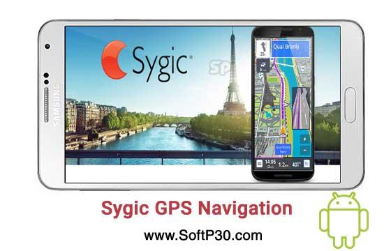 دانلود نرم افزار اندروید Sygic GPS Navigation v17.2.12 مسیر یاب اندروید
