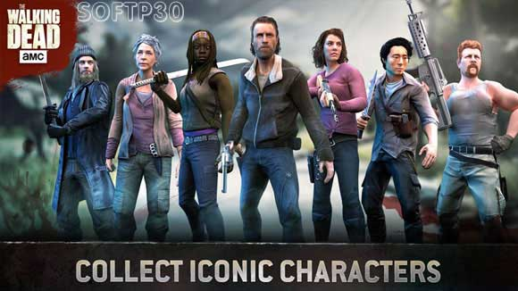 دانلود بازی - The Walking Dead No Man's Land v2.6.4.5 بازی مردگان متحرک اندروید