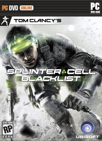 دانلود بازی Tom Clancys Splinter Cell Blacklist