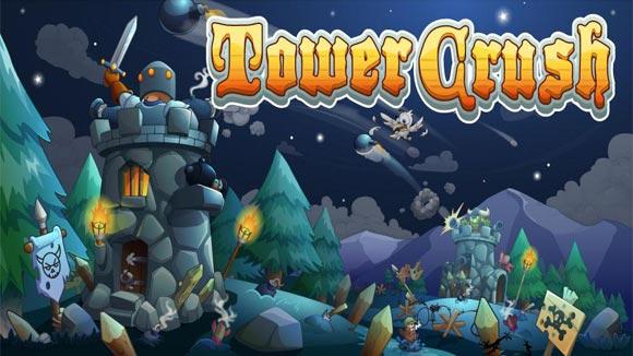 دانلود بازی اندروید Tower Crush v1.1.27 بازی نابودی برج ها اندروید