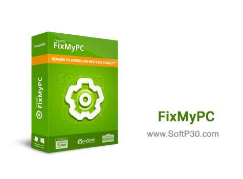 دانلود نرم افزار - TweakBit FixMyPC v1.8.2.4 بهینه ساز ویندوز
