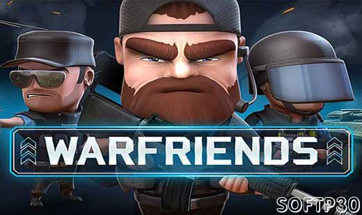 دانلود بازی War Friends v1.4.0 بازی نبرد دوستانه اندروید