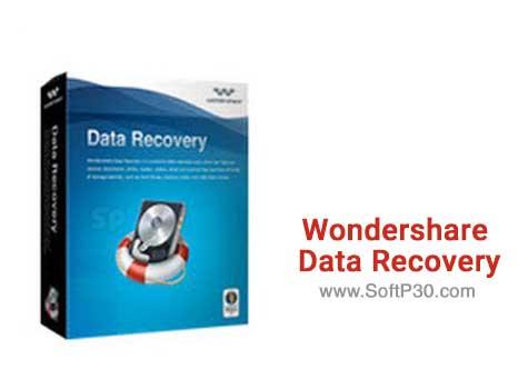دانلود نرم افزار Wondershare Data Recovery v6.2.0.40 بازیابی اطلاعات
