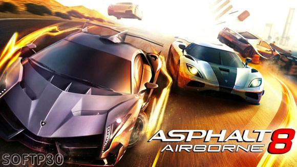 دانلود بازی اندروید Asphalt 8: Airborne v3.6.0k بازی آسفالت 8 اندروید