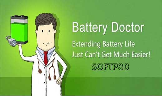 دانلود نرم افزار Battery Doctor v6.16 نرم افزار مدیریت باتری اندورید