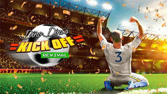 دانلود بازی Dino Dini's Kick Off Revival برای PC