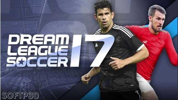 دانلود بازی اندروید Dream League Soccer 2017 v4.10 بازی لیگ فوتبال 2017 اندروید