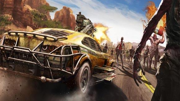 دانلود بازی اندروید Guns Cars Zombies v3.1.8 بازی نبرد با زامبی ها اندروید