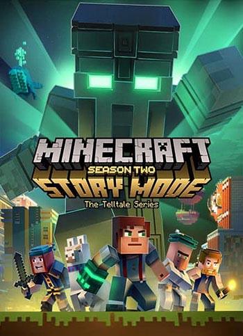 دانلود بازی Minecraft Story Mode Season Two Episode 3